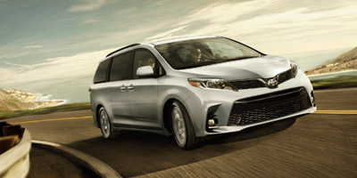New Toyota Sienna for Sale Amarillo TX
