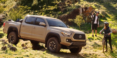 New Toyota Tacoma for Sale Dearborn MI