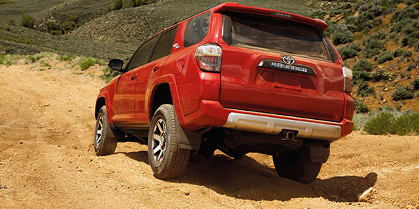 2020 Toyota 4Runner technology