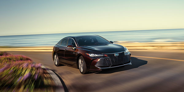 2020 Toyota Avalon design