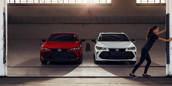 2020 Toyota Avalon technology