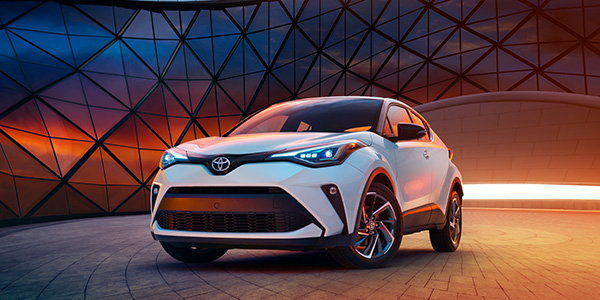 New Toyota C-HR for Sale Charleston SC