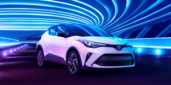 New Toyota C-HR for Sale Raleigh NC