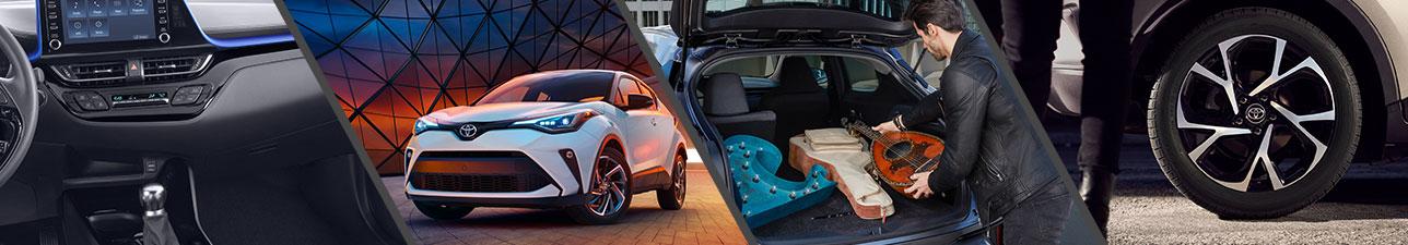 2020 Toyota C-HR For Sale Dearborn MI | Detroit