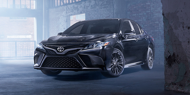 New Toyota Camry Hybrid for Sale Dearborn MI