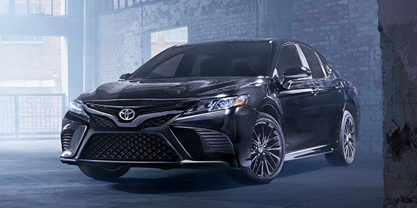 New Toyota Camry for Sale Goldsboro NC