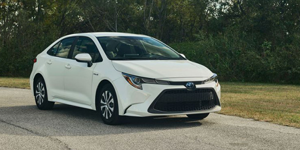 New Toyota Corolla Hybrid for Sale Charleston SC
