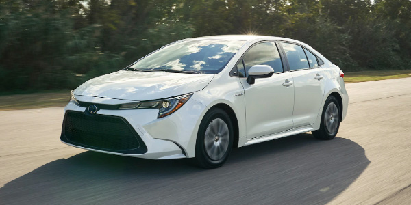 New Toyota Corolla Hybrid for Sale Austin TX