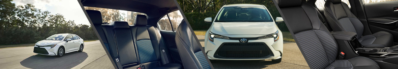 2020 Toyota Corolla Hybrid For Sale Fox Lake IL | Crystal Lake