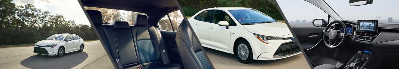 2020 Toyota Corolla Hybrid For Sale Gardena CA | Torrance