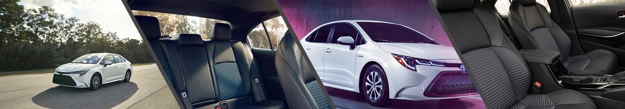 2020 Toyota Corolla Hybrid For Sale Amarillo TX | Lubbock