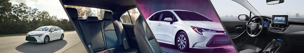 2020 Toyota Corolla Hybrid For Sale Pensacola FL | Panama City