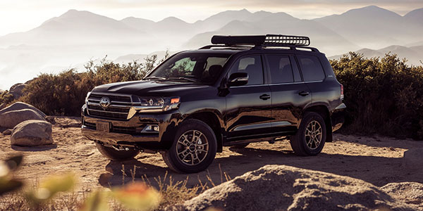 2020 Toyota Land Cruiser performance
