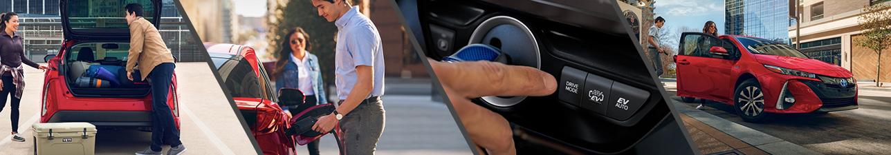 2020 Toyota Prius Prime For Sale Dearborn MI   Detroit