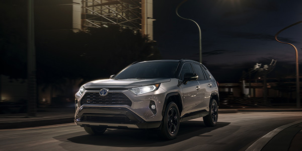 New Toyota RAV4 Hybrid for Sale Gardena CA