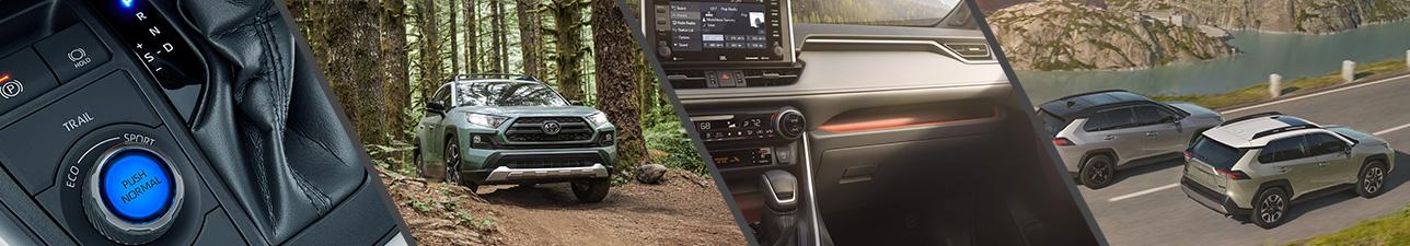 2020 Toyota RAV4 Hybrid For Sale Amarillo TX | Lubbock