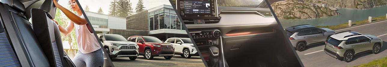 2020 Toyota RAV4 Hybrid For Sale Gardena CA | Torrance