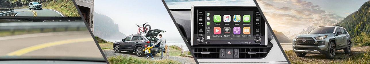 2020 Toyota RAV4 For Sale Amarillo TX | Lubbock