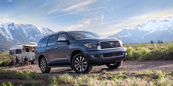 New Toyota Sequoia Burlington NC