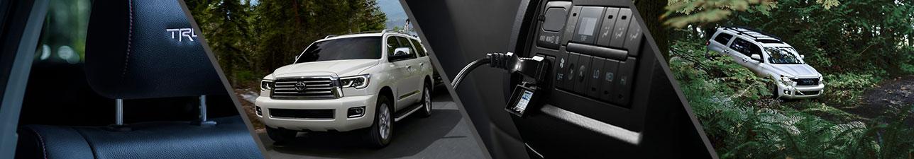 2020 Toyota Sequoia For Sale Austin TX | Bastrop