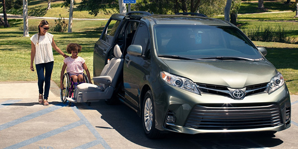 New Toyota Sienna for Sale Charleston SC