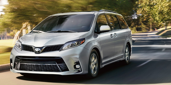 New Toyota Sienna for Sale Latham NY