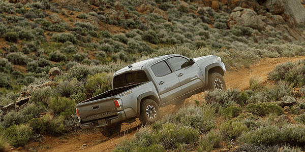 2020 Toyota Tacoma performance