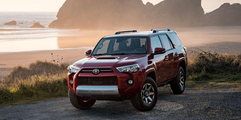 New Toyota 4Runner for Sale Goldsboro NC