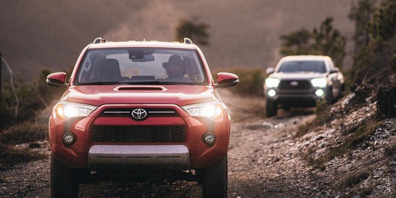 2021 Toyota 4Runner performance