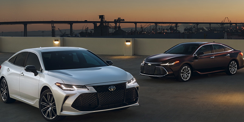 New Toyota Avalon Hybrid for Sale Milwaukee WI
