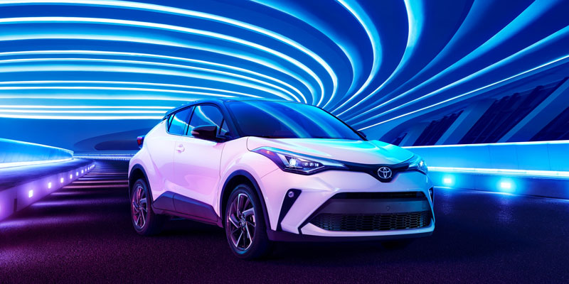 New Toyota C-HR for Sale Amarillo TX