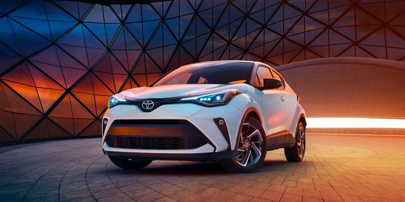 New Toyota C-HR for Sale Savannah GA