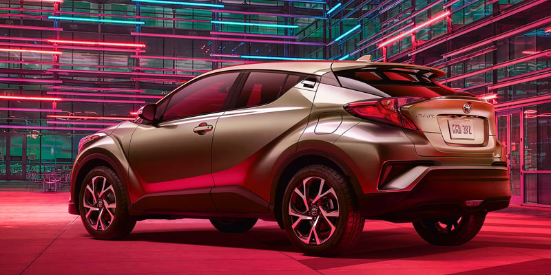 New Toyota C-HR for Sale Goldsboro NC