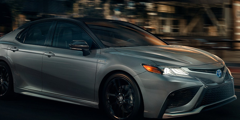 New Toyota Camry Hybrid for Sale Elgin IL
