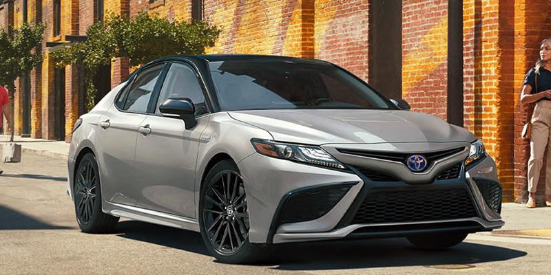 New Toyota Camry Hybrid for Sale Goldsboro NC