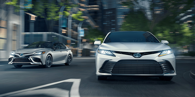 2021 Toyota Camry performance