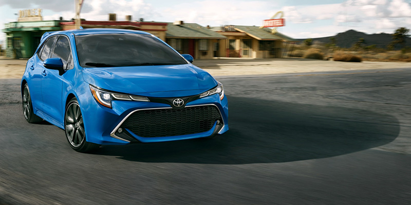 New Toyota Corolla Hatchback for Sale Elgin IL