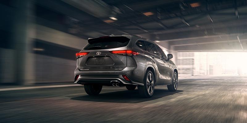 2021 Toyota Highlander performance