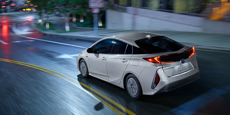 New Toyota Prius Prime for Sale Amarillo TX