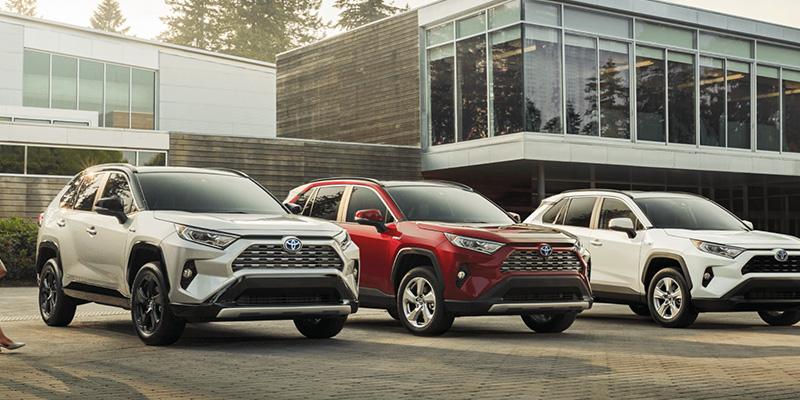 New Toyota RAV4 Hybrid for Sale Amarillo TX