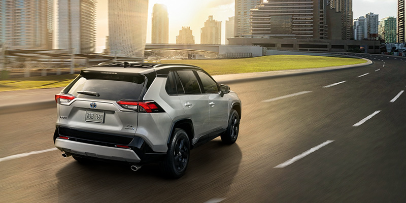 New Toyota RAV4 Hybrid for Sale Dearborn MI