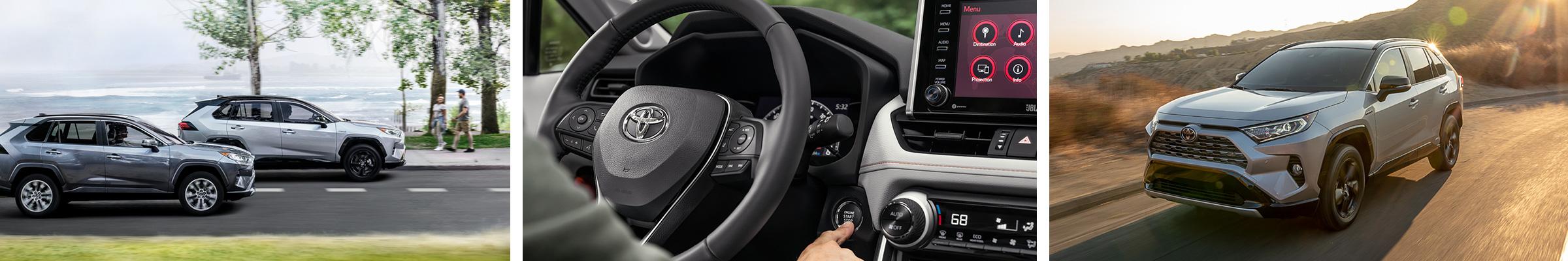 2021 Toyota RAV4 Hybrid For Sale Savannah GA   Chatham County