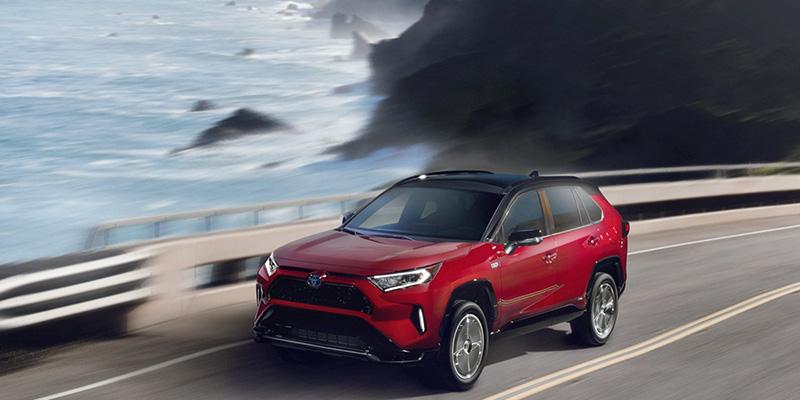 New Toyota RAV4 Prime for Sale Milwaukee WI