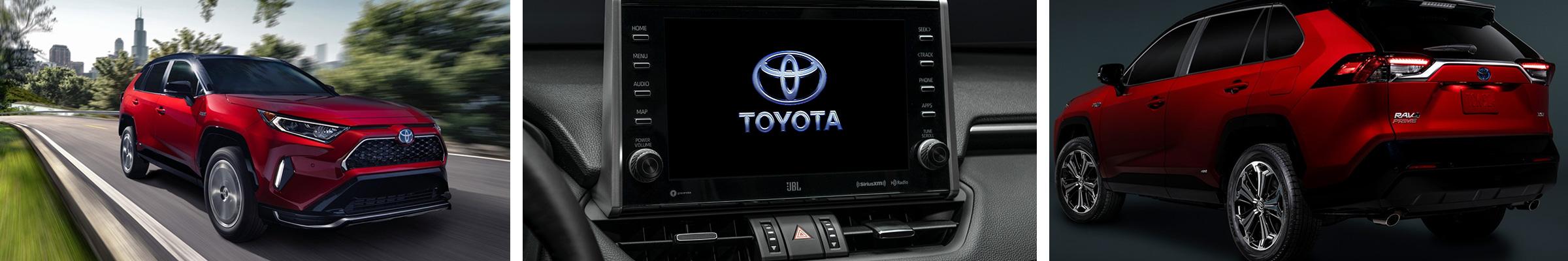 2021 Toyota RAV4 Prime For Sale Savannah GA | Chatham County