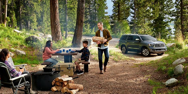 New Toyota Sequoia for Sale Goldsboro NC