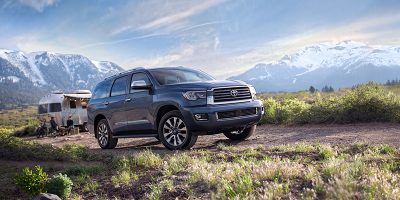 New Toyota Sequoia for Sale Savannah GA