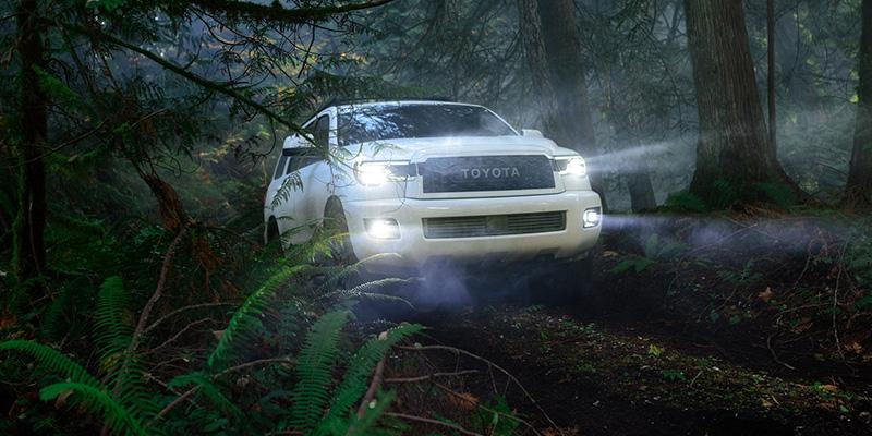 Used Toyota Sequoia for Sale Savannah GA