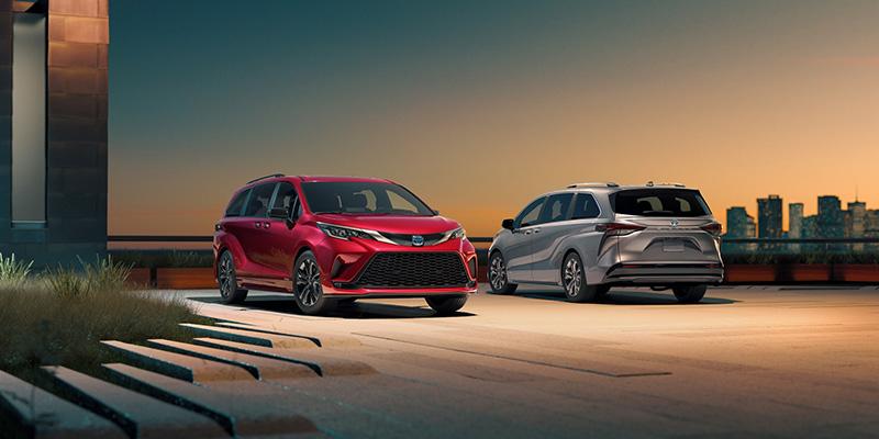 New Toyota Sienna for Sale Dearborn MI
