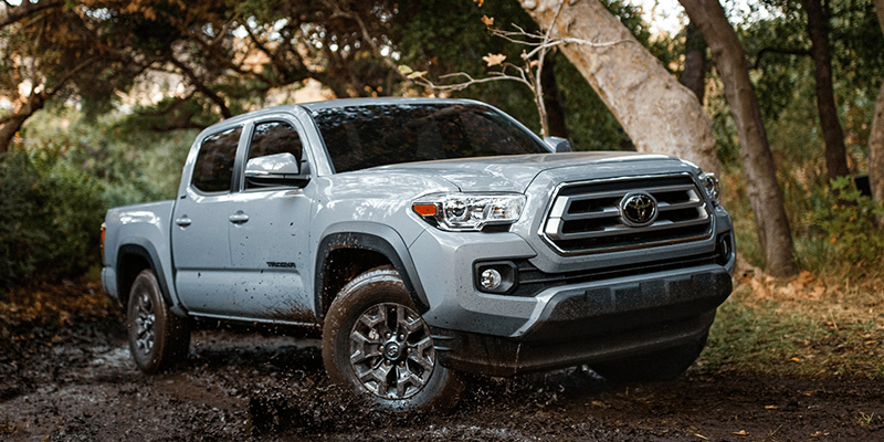 New Toyota Tacoma for Sale Elgin IL