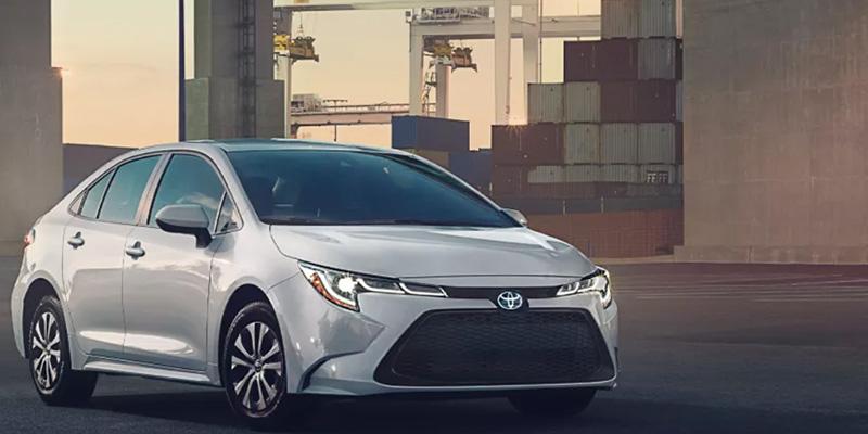 New Toyota Corolla Hybrid for Sale St. Augustine FL